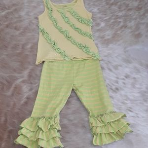 Mustard Pie 3T Outfit